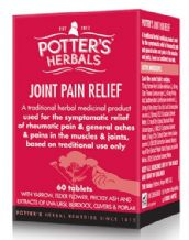 Potters Herbals Joint Pain Relief
